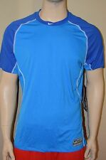 Nike Core Fitted 1.2 Raglan Men's Pro Combat Athletic T Shirt Size S