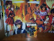 Armored Trooper Votoms, Stage 2: Kummen Jungle Wars - BRAND NEW - Anime DVD
