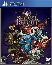 Shovel Knight - New Game - Sony PlayStation 4 (2015) Brand New Free Shipping