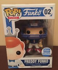 Funko Pop Vinyl Freddy All-American Football Funko-Shop.com Exclusive #02
