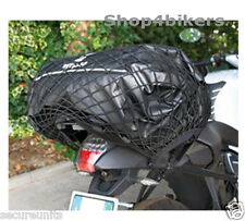 Tricycle vélo Cruiser remorque x large 65 x 35 cm cargo net noir 6 crochets forts