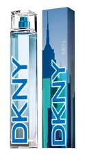 DKNY Energizing LIMITED EDITION 3.4oz100ml Men Eau De Cologne