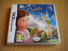 LA FEE CLOCHETTE L EXPEDITION FEERIQUE ! JEU DS / DS LITE / DSI  / DSI XL / 2 DS