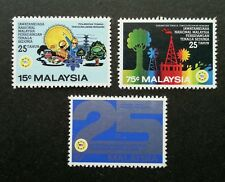 Malaysia Silver Jubilee National Committee Of World Energy 1981 stamp MNH *rare