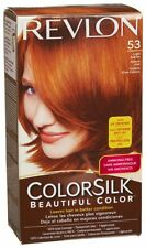 Revlon Colorsilk Permanent Haircolor, Light Auburn 53/5R