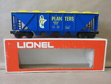 Lionel Model Train 6-9115 Planters Covered Quad Hopper O Scale