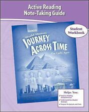 Journey Across Time, Early Ages, Active Reading and Note-Taking Guide