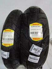 COPPIA GOMME PIRELLI SCORPION TRAIL 120/70-17 180/55-17 YAMAHA MT 09 TRACER