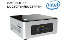 Intel NUC Kit NUC5CPYH-Cel Mini PC-with 4GB Ram+Samsung 120GB SSD wifi VGA HDMI