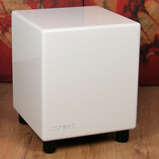 BK Gemini II Subwoofer in Gloss White