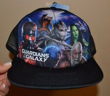Marvel Guardians of the Galaxy Trucker Style Hat One Size Adjustable Licensed