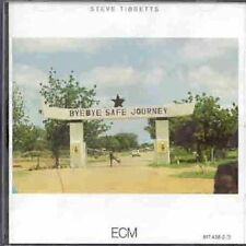 STEVE TIBBETTS - Safe journey - CD 1984 NEAR MINT CONDITION