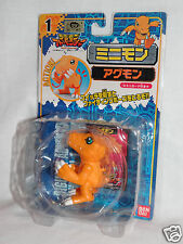 NEW IN BOX BANDAI  DIGIMON  FIGURE AGUMON #1