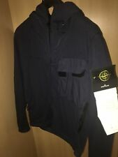 Navy Aw'16 Stone Island Shell Jersey (large)