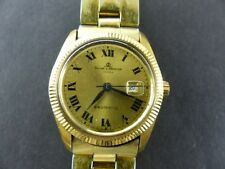 VINTAGE BAUME & MERCIER AUTOMATIC MID SIZE WATCH