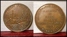 MONNAIE PARIS NUMISMATIQUE AJUSTEURS MONNOYE 1767 DANT PONDUS
