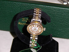 "Vintage Rolex 6517 Diamond & RUBY Dial Women's Presidential STYLE ""GORGEOUS"""