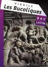 les bucoliques (édition 2011) Virgile Occasion Livre