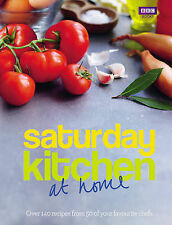 SATURDAY KITCHEN: Over 140 recipes from 50 of your Favourite Chefs : WH2-R5: NEW