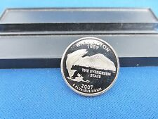 2007-S Washington Silver Quarter DEEP CAMEO MIRROR PROOF Upper Grading Ranges