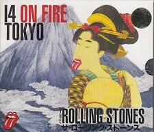 "THE THE ROLLING STONES ""14 ON FIRE TOKIO"" (6 CD's BOX SET)"