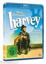 Mein Freund Harvey [Blu-ray](NEU & OVP) James Stewart, Josephine Hull