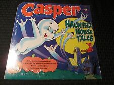 1975 Casper The Friendly Ghost: Haunted House Tales LP SEALED Peter Pan 8131