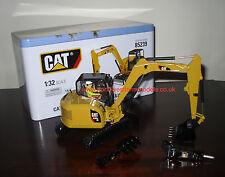 Diecast Masters 85239 Cat 308E2 CR sb Mini excavadora hidráulica Distribuidor Caja De Metal