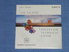 Lee Wratten Filter  100x100  FL 3600-B