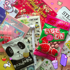 Kawaii Dagashi! - Japanese & Korean Snacks, Candy, Makeup, Stickers, Stationery!