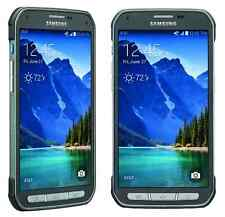 New Samsung Galaxy S5 Active G870a AT&T Unlocked GSM 4G LTE Smart Phone Gray