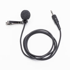 Azden EX-503L Lapel Microphone with Lock-Down Mini-Jack Omni-Directional Clip-On