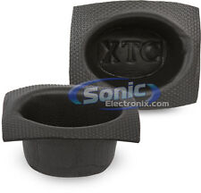 "NEW! The Install Bay VXT57 XTC 5"" x 7"" Foam Car Stereo Speaker Baffles"