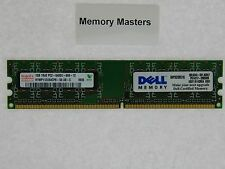 SNPXG700CK2/2G 1GB Approved Dell PC2 6400 DDR2 800 240-pin TESTED