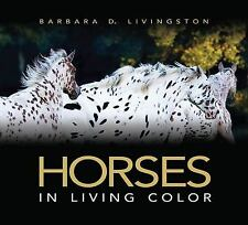 Horses: In Living Color, , New Books