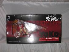Gurren Lagann Yoko Bunny Version 1/4 Scale PVC Figure FREEing B-Style NEW