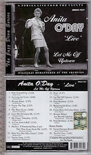 Anita O'Day , Let Me Off Uptown ( CD, U.S.A. )