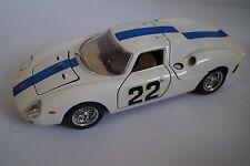 BBURAGO Burago modello di auto 1:18 FERRARI 250 Le Mans n. 22