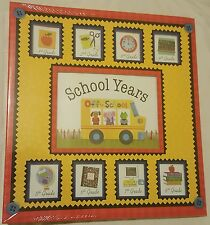 School years memory scrap book.  Children's Keepsake Stores School Memories