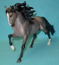 BREYER TRADITIONAL AWESOME ROSE BAY ANDALUSIAN STALLION #410422 VGC JCP 2007