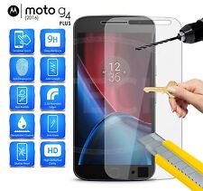 Motorola Moto G4 Plus (2016) XT1644 - Clear Tempered Glass Screen Protector