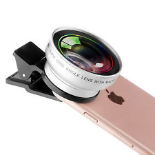 Zomei PRO 37mm silver 0.45X Wide Angle&12.5X Super Macro Lens Filter for IPhone