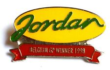 Pin Spilla Scuderia F1 Jordan Belgium GP Winner 1998
