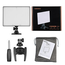 Yongnuo YN-300Air 3200K-5500K LED Video Light for DV Camcorder Nikon Canon