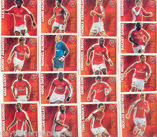 2009/10 Topps Match Attax Arsenal common team set