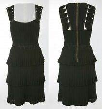 Temperley London Moriah Moraiah Dress Black ASO celebrity USA 8, UK 12~~