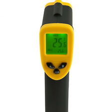 Hand-held Non-Contact IR Laser Infrared Digital Thermometer DT380 -50-380°C IT