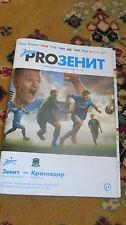 Programas Zenit San Petersburgo-fc Krasnodar 2015.
