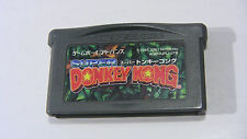 Super Donkey Kong Country (Nintendo Game Boy Advance GBA, 2003) Japan