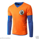 Goku's Training Tee T-shirt Dragon Ball Z Anime Kame Symbol Long Sleeve